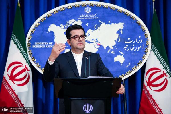 واکنش شدید  سفارت ایران در باکو به تعرض به حریم سفارت