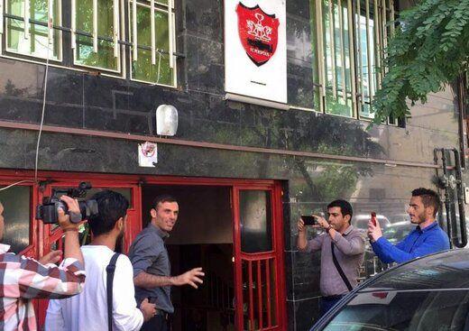 انتقال ۳ دنگ باشگاه پرسپولیس به نام شرکت شستا