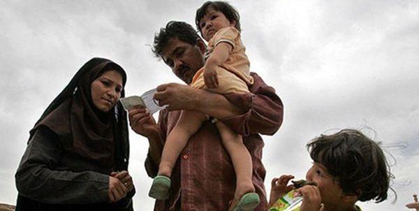 خروج مهاجران افغانستانی از ایران در پی نابسامانیهای اقتصادی