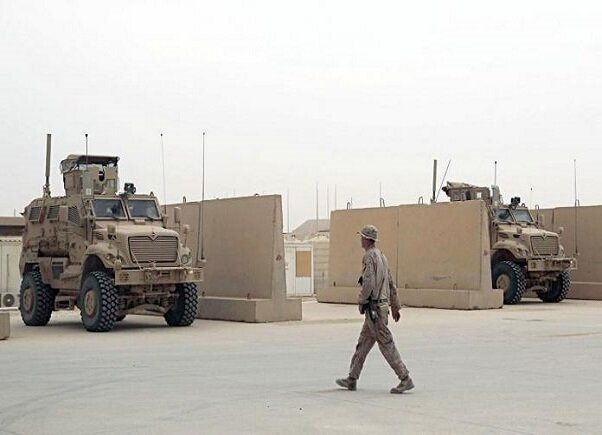 حمله راکتی به پایگاه نظامیان آمریکایی در عین الاسد