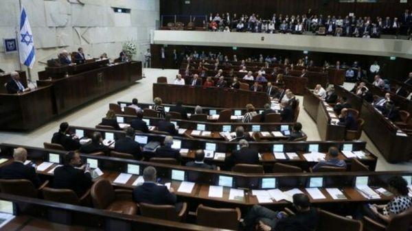 تصویب انحلال پارلمان رژیم صهیونیستی در بررسی اولیه