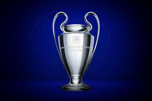 16 تیم مرحله یک هشتم نهایی لیگ قهرمانان اروپا