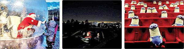عکس زوج ایرانی در تصاویر منتخب رویترز