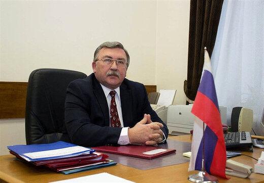 امیدواری اولیانوف نسبت به گشایش برجامی