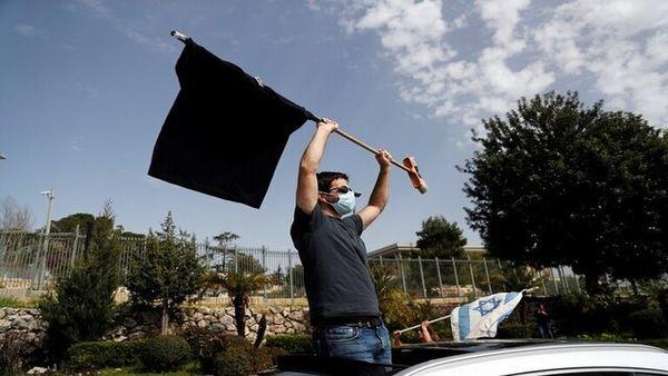 حمله لفظی پسر نتانیاهو به تظاهرکنندگان اسرائیلی مخالف پدرش