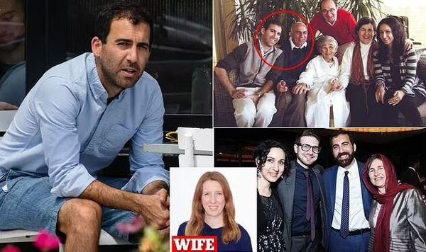 تصاویری از زندگی مجلل پسر اشرف غنی در آمریکا