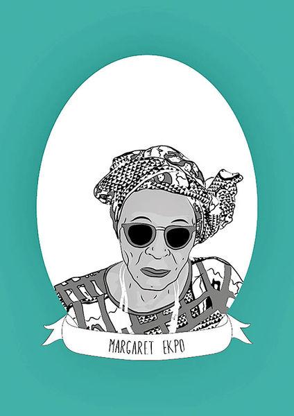 مارگارت اکپو، کنشگر اجتماعی