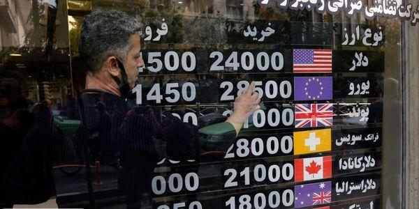شاخص بازار ارز به کانال 23 هزار تومان بازگشت