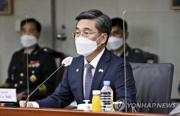 تاکید وزیر دفاع کره جنوبی بر آمادگی مقابل کره شمالی