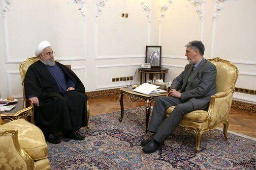 روحانی از وزیر ارشاد تقدیر کرد