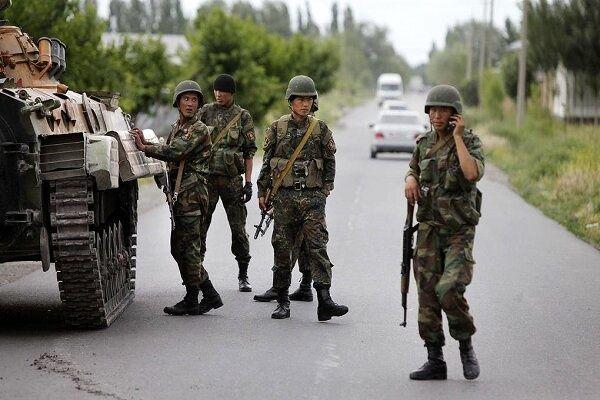 ارتش تاجیکستان به حالت آمادهباش درآمد
