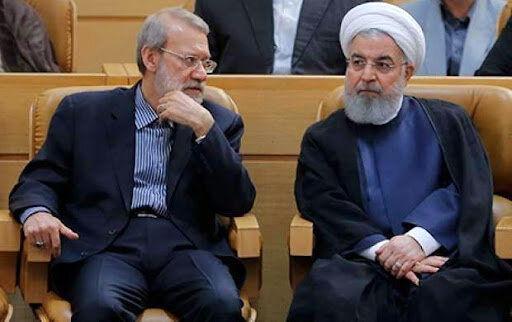 پایان سکوت سیاسی حسن روحانی و علی لاریجانی؟