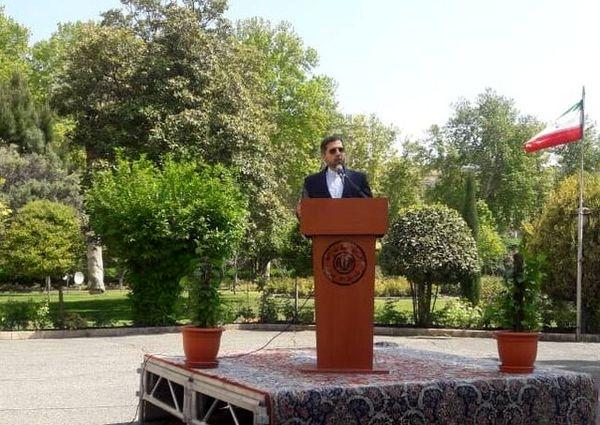 خطیبزاده: هیچ گفتوگوی مستقیم و غیر مستقیمی بین ایران و آمریکا در وین انجام نمیشود