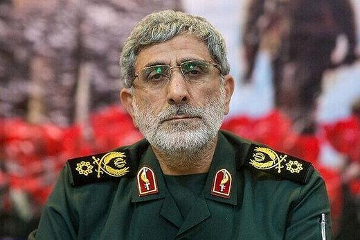 تکذیب خبر سفر سردار قاآنی به عراق در واکنش به انتخابات این کشور