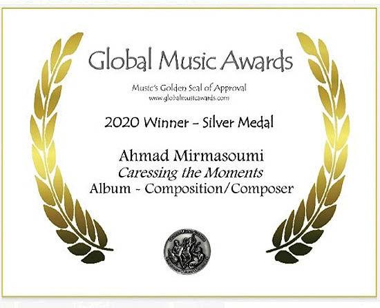 موفقیت جهانی برای آهنگساز ایرانی