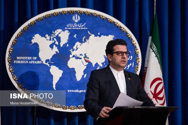 سخنگوی وزارت خارجه: اتهامزنی و دروغگویی بهانهای برای پیشبرد اهداف خبیثانه آمریکاست