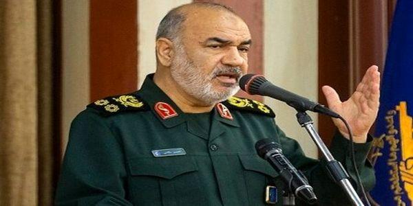 فرمانده کل سپاه: مرزهای ما غیرقابل نفوذ است