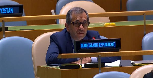 هشدار قاطعانه ایران به شورای امنیت درباره اسرائیل/ تهدیدات به سطح هشداردهنده رسیده