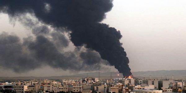 تکذیب انفجار در مخازن پالایشگاه نفت