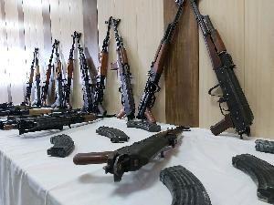 دستگیری ۲ عضو باند قاچاق سلاح در اهواز