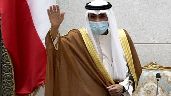 موافقت امیر کویت با استعفای کابینه