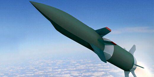 شکست آزمایش موشک ابر فراصوت آمریکا