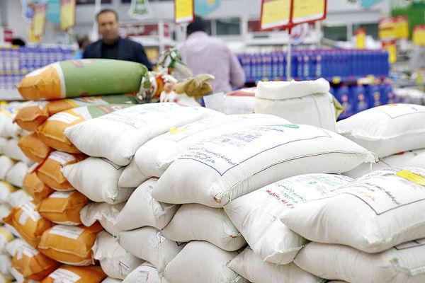 توزیع 30 هزار تن برنج وارداتی