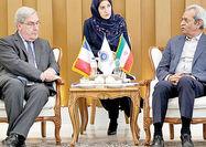 فرمول جدید برای توسعه روابط تجاری تهران و پاریس