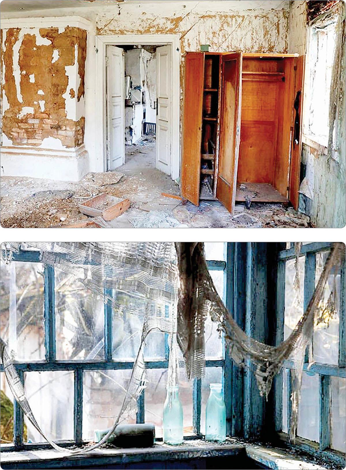 روایت فاجعه چرنوبیل در عکسها