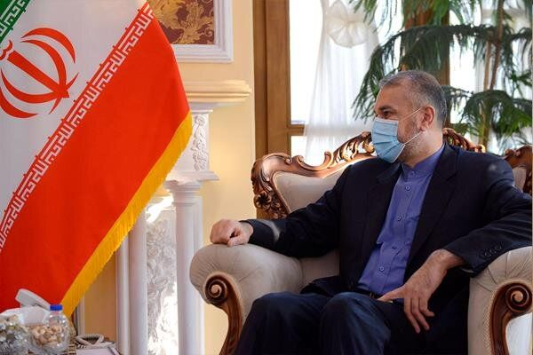 جزئیات دیدار امیرعبداللهیان با وزیرخارجه ژاپن
