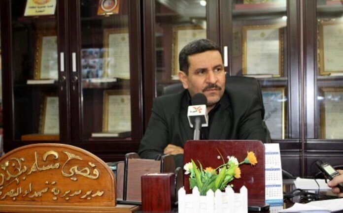 یک مقام عراقی خود را حلق آویز کرد/عکس