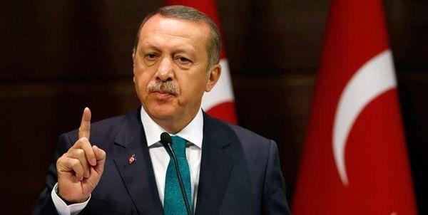 اردوغان: اروپا به دلیل فاشیسم مذهبی در آستانه فاجعه است