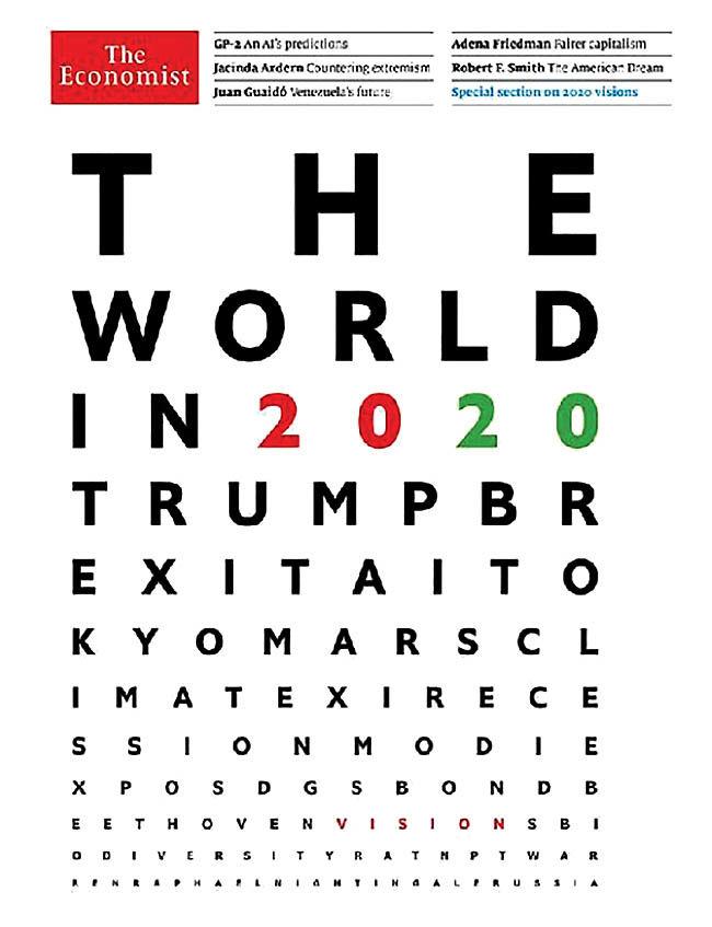 دو «دگرگونی بزرگ» در 2020