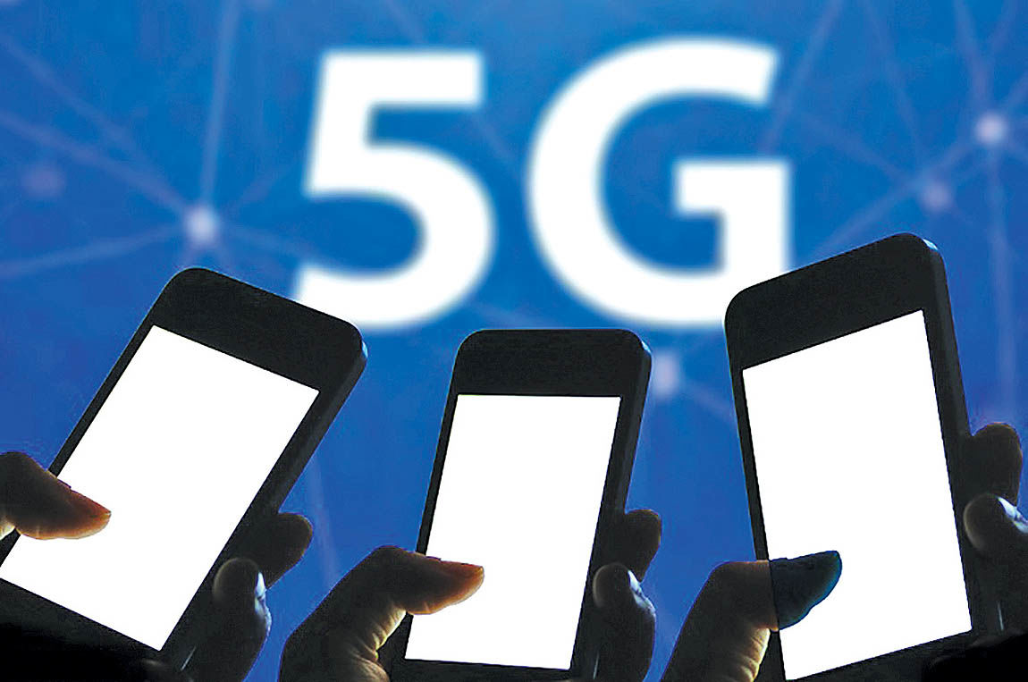 انفجار فروش گوشیهای 5G در سال ۲۰۲۰