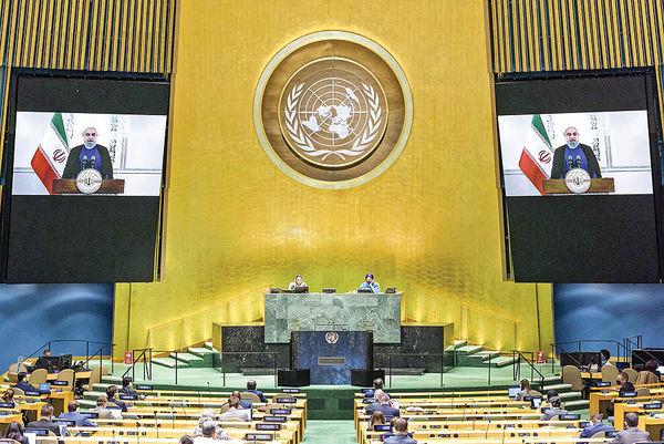 روحانی: با فشار حداکثری حق حیات ایرانیان را هدف گرفتهاند