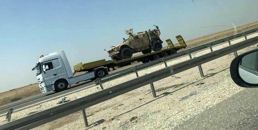 حمله به دو کاروان پشتیبانی آمریکا در عراق
