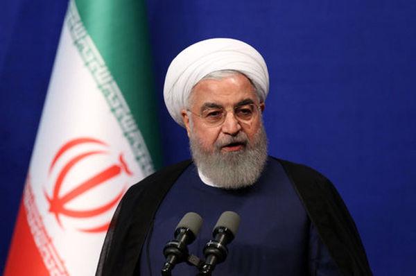 روحانی به رهبر انقلاب: اقتصاد ایران در برابر کرونا تنها ۳ درصد آسیب دید