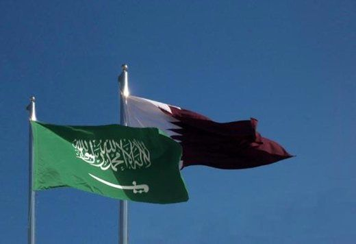 گفتگوی تلفنی امیر قطر با بن سلمان