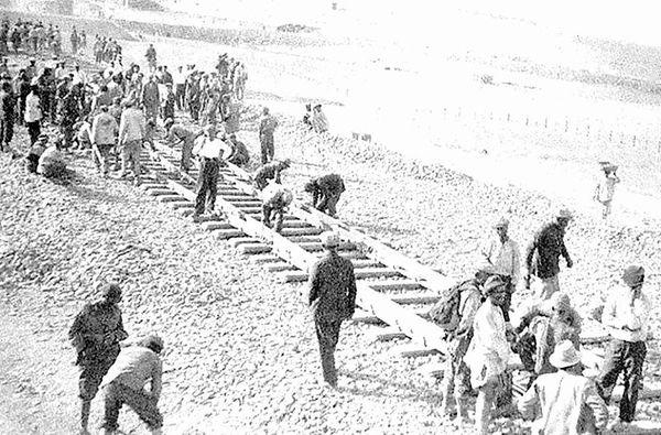 ورود آلمانیها به ایران