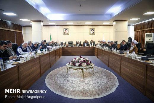 در جلسه امروز مجمع تشخیص مصلحت نظام چه گذشت؟