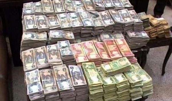 خبر فرمانده مرزبانی از کشف یک میلیون دینار عراقی در مرز مریوان