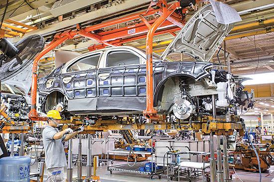 همکاری دو غول خودروساز چینی