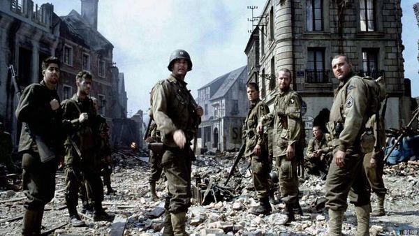 این فیلم سربازان واقعی را هم حسابی شوکه کرد