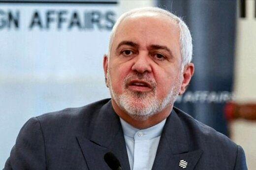 بازتاب اظهارات  وزیر خارجه ایران در تلویزیون چین