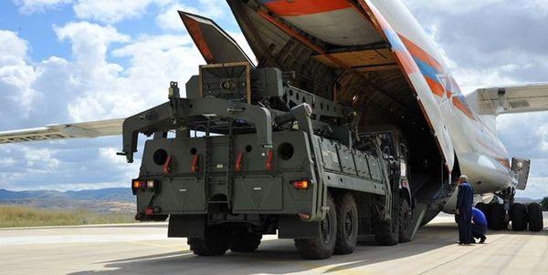 درخواست دوباره آمریکا از ترکیه درباره اس ۴۰۰