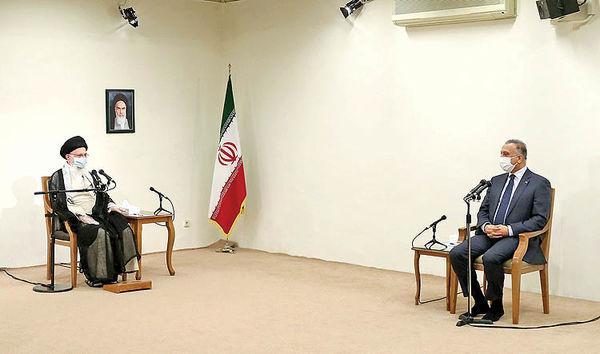 ایران خواهان عراقِ عزتمند و مستقل است