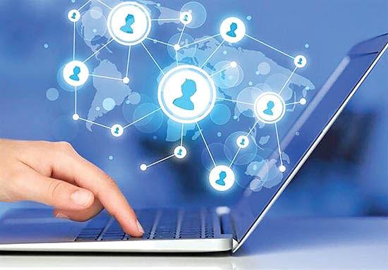 دسترسی 61 درصد ایرانیها به اینترنت