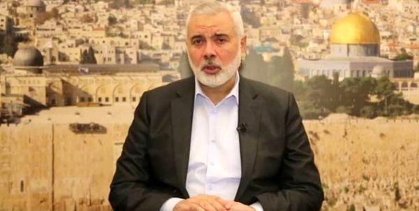 هشدار اسماعیل هنیه درباره خطرات عادیسازی روابط با اسرائیل