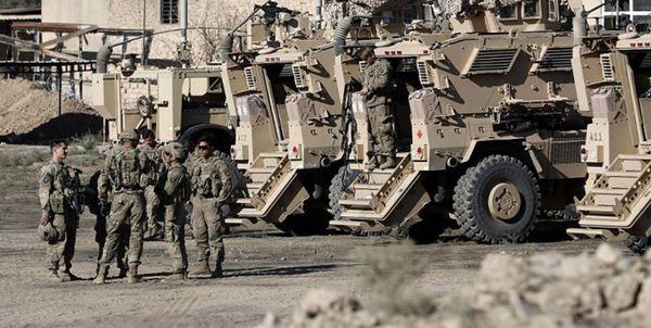 حمله به پایگاه نظامی آمریکا در عراق