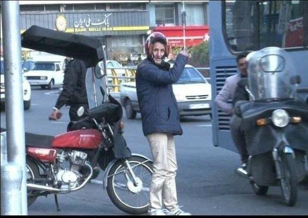 تصویری تلخ از چادرنشینی مدافع سابق پرسپولیس